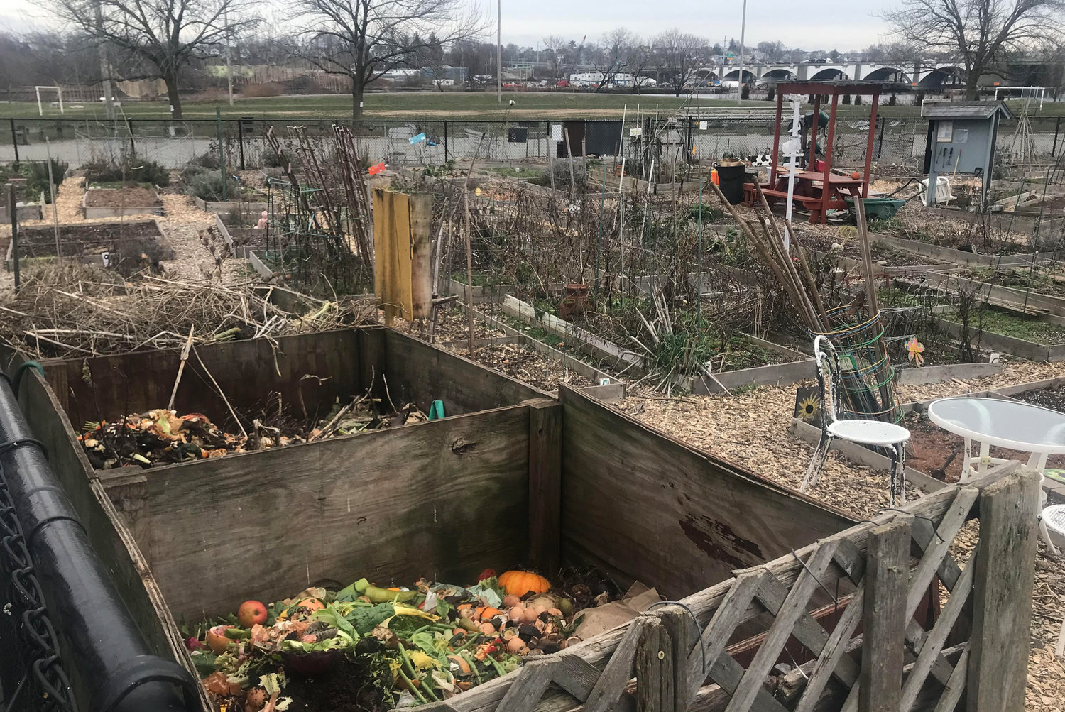 Nonprofit group Harvest Cycle has proposed an updated composting system for the East Side