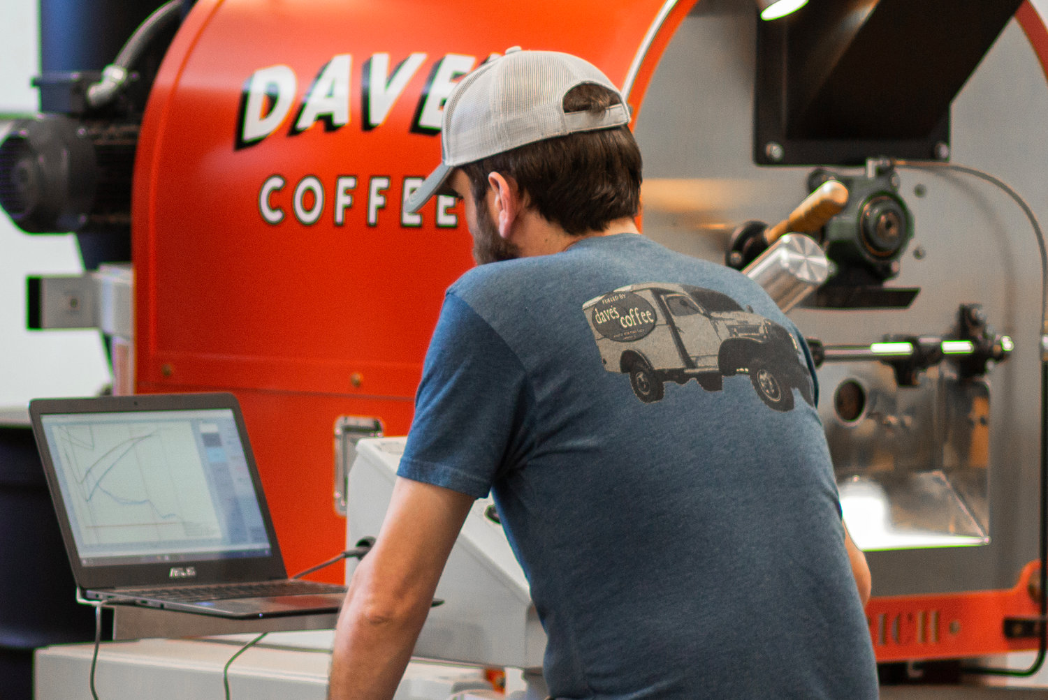 In addition to their beloved coffees and espressos,  Dave's Coffee is known for syrup (for mixing RI state drink coffee milk!)