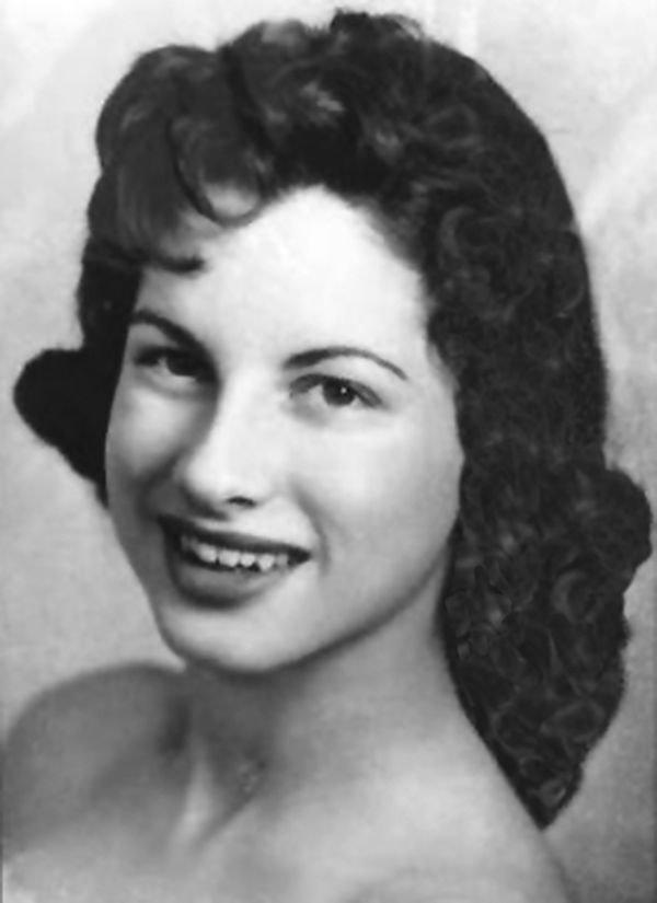 """Patricia Ann """"Peggy"""" Lee"""