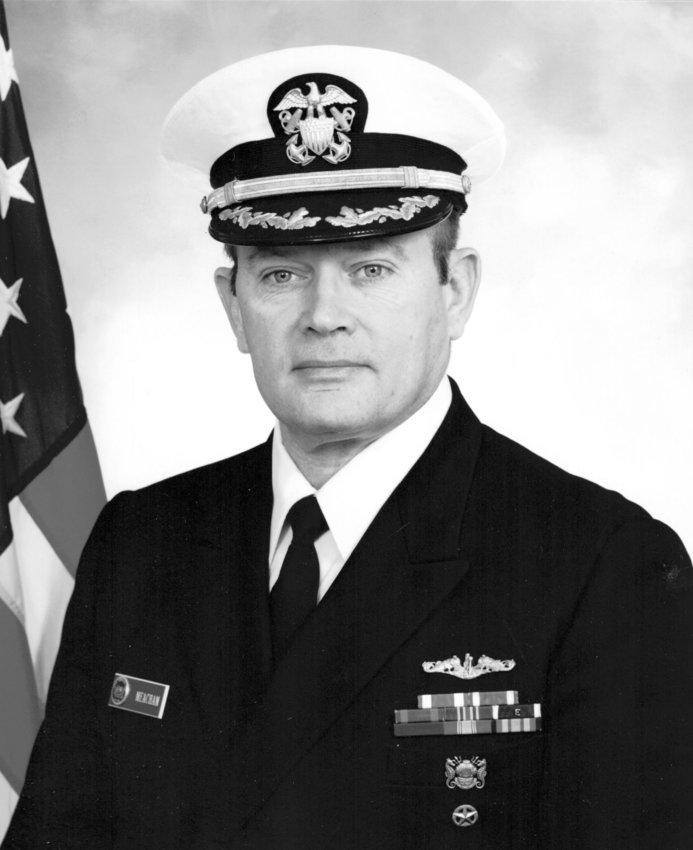 "Commander George E. Meecham II, ""Bud"""