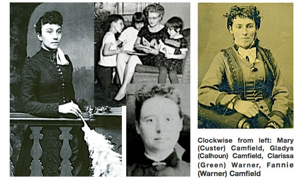 A few brief recollections of yesteryear's mothers