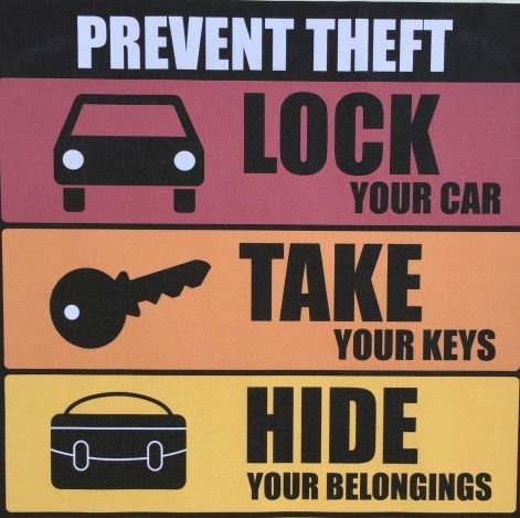 I hate thieves