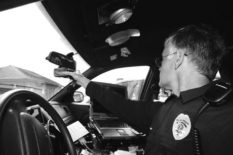 Port Townsend police officers are joining officers throughout the state this weekend looking for drivers under the influence of alcohol or drugs. Leader file photo