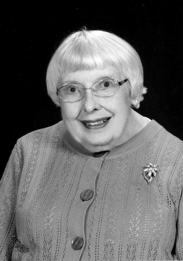 Sylvia Ruth Franz Adams