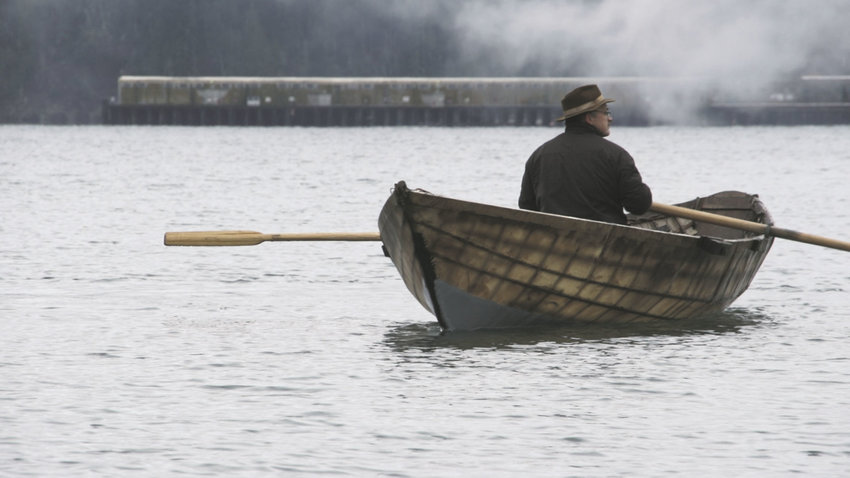 """Port Townsend resident Brett Nunn is featured in a documentary about the Salish Sea titled """"Reaching Blue."""" A screening of the film, including a Q&A with filmmaker Ian Hinkle, is set for this Friday, March 17. Courtesy photo"""
