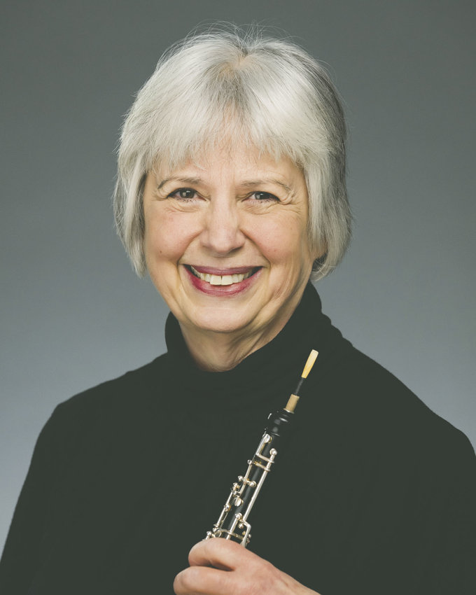 "Anne Krabill is to perform the Oboe Concerto in D minor by Venetian composer Alessandro Marcello at the Port Townsend Community Orchestra's winter concert, ""Mozart and More."" The concert is 2 p.m. Sunday, Feb. 26 at the Chimacum High School auditorium. Courtesy photo"