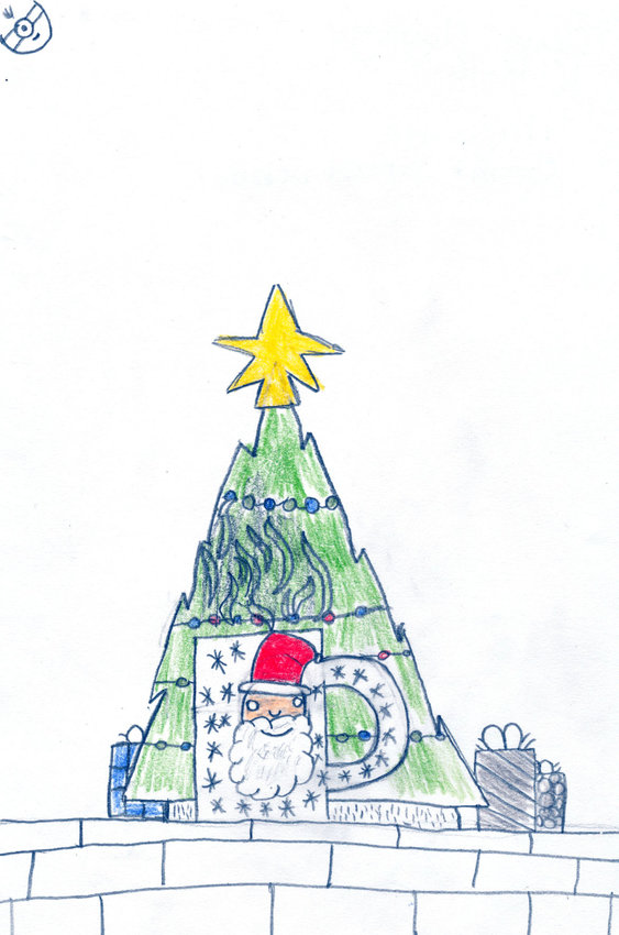 By Sam Mugrage, grade 4