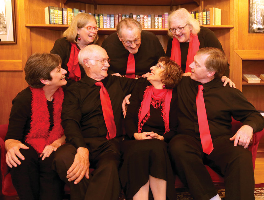 The Wild Rose Chorale will perform at 7 p.m. Dec. 7 and 2:30 p.m. Dec. 9 at First Presbyterian Church, 1111 Franklin St., Port Townsend.