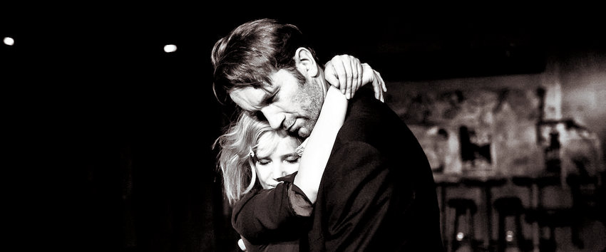 """Tomasz Kot and Joanna Kulig play out a doomed love affair in Pawel Pawlikowski's """"Cold War."""""""