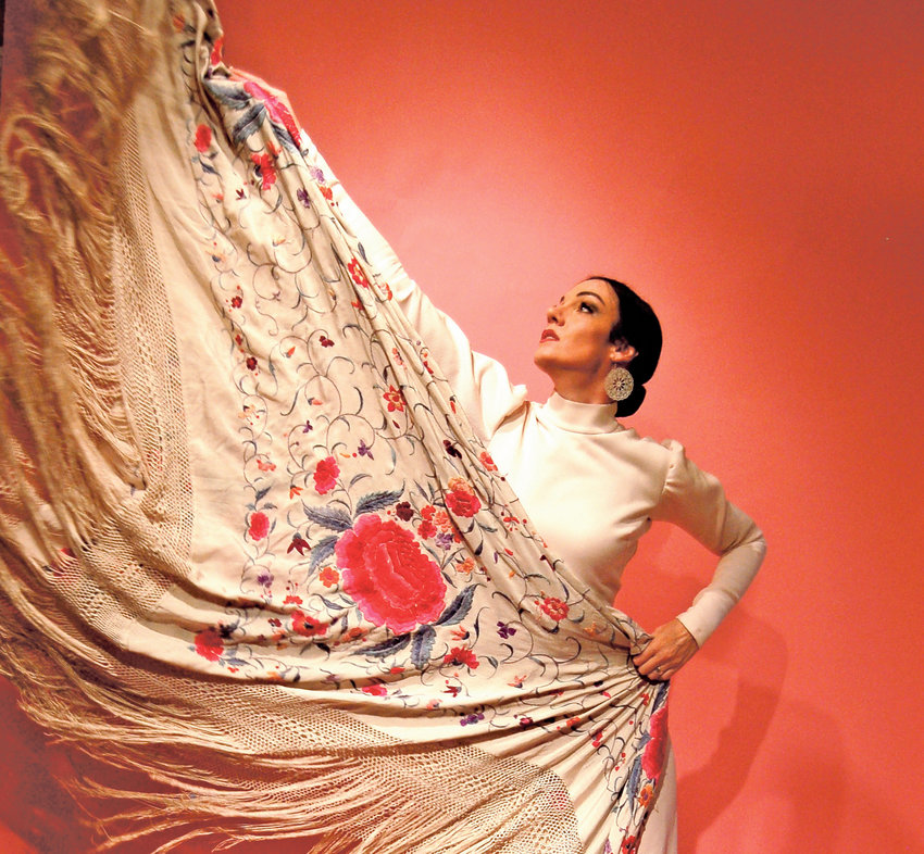 Savannah Fuentes began to learn how to perform flamenco dancing when she was about 18 years old.