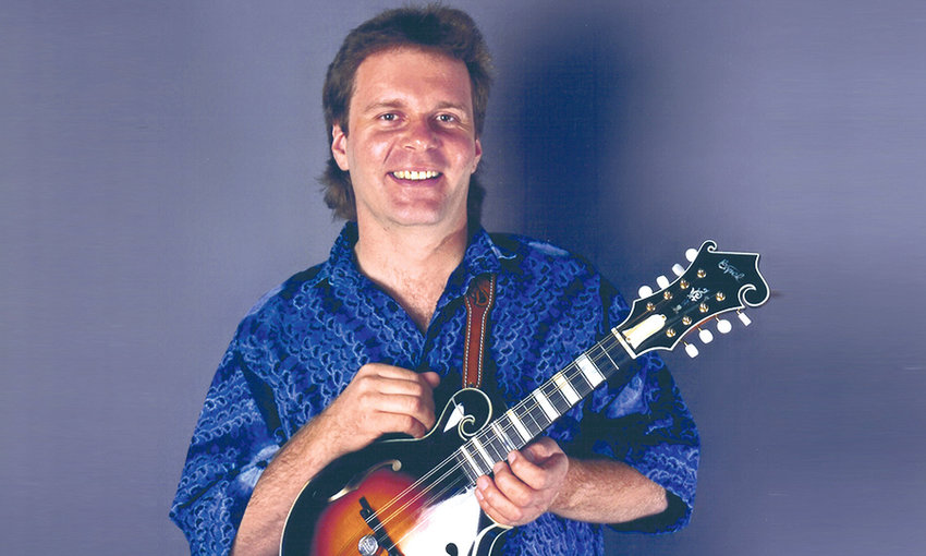 Radim Zenkl, the 1992 U.S. Mandolin Champion, will perform in Port Townsend March 10 to raise money to rebuild his Paradise, California home, which was destroyed by the Camp Fire in November.