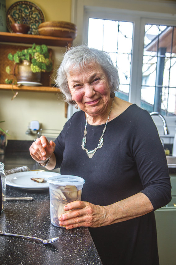 Robin Sharan, who operates the Annapurna Center for Self Healing in Port Townsend, has published a cookbook and guide to healthy living.