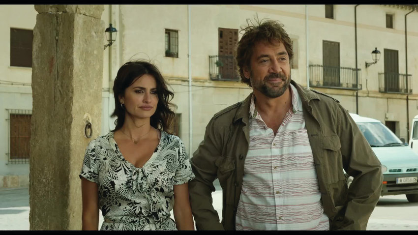 "Laura (Penelope Cruz) and Paco (Javier Bardem) star in ""Everybody Knows."""
