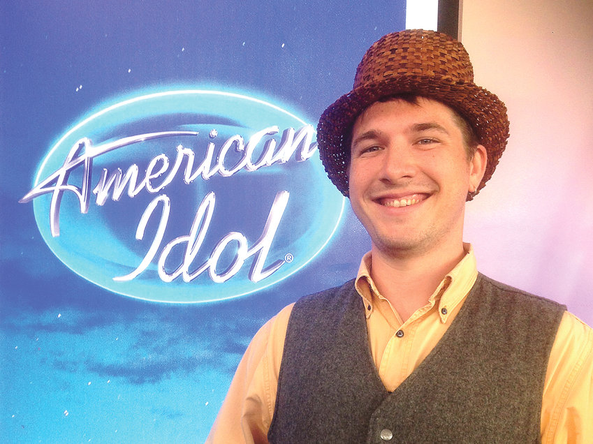 Kalan Wolfe, of Port Townsend, has earned his Golden Ticket on American Idol, and is now advancing to Hollywood week.