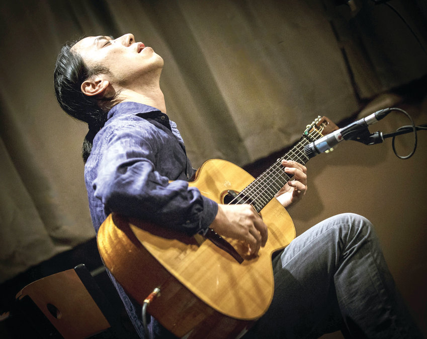 Hiroya Tsukamoto has traveled the world to perform his unique style of music and has drawn his influence from his native Japan, the United States and Latin America.