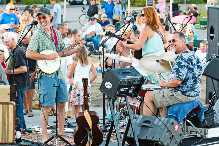 Joy in Muddville will perform on August 8.