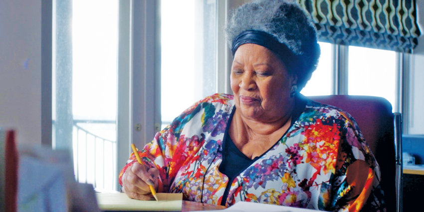 "Toni Morrison lived long enough to see ""The Pieces I Am,"" the biographical film about her, and in spite of her press reticence, she declared of her own portrayal, ""I like her."""