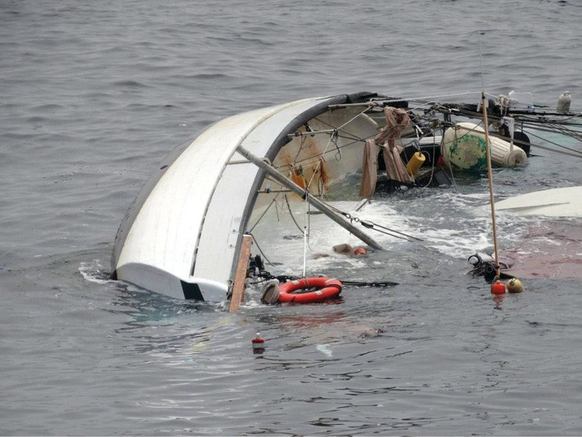 Bertie was sunk by a white squall off the Jersey Shore in May. Now, owners Peter Bailey and Heidi Snyder are purchasing a new boat made by Cape George Marine Works in Port Townsend.
