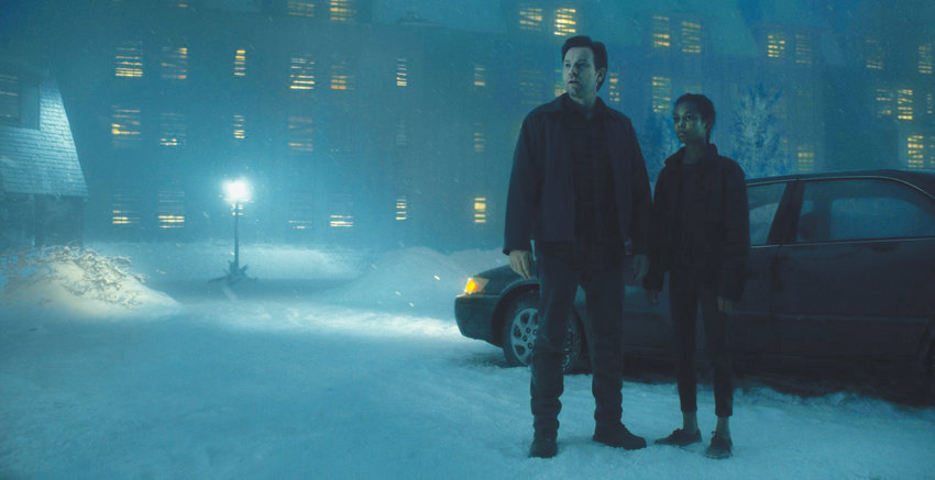 "The Overlook Hotel welcomes Danny Torrance (Ewan McGregor) and Abra Stone (Kyliegh Curran) in ""Doctor Sleep."""