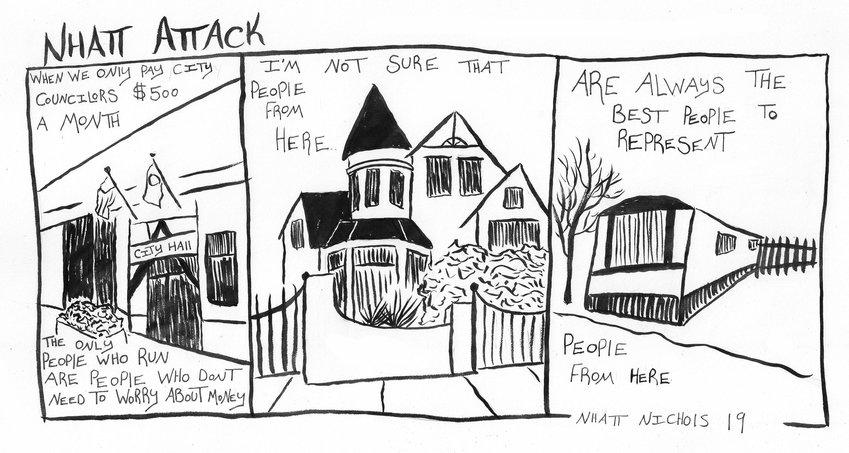 Nhatt Attack Cartoon Nov. 13, 2019