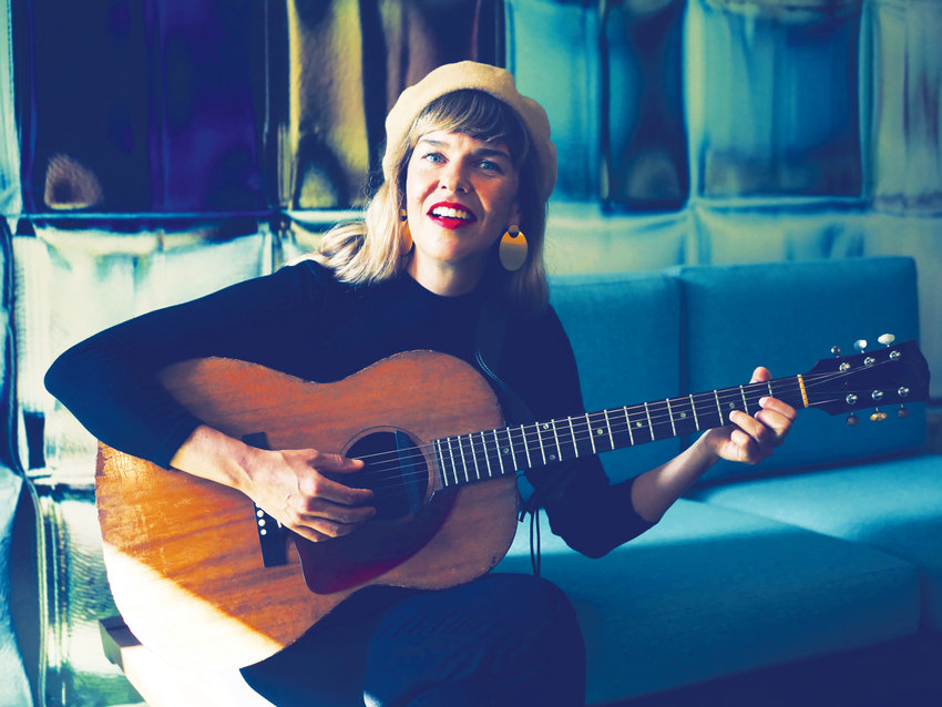 """Kathryn Claire will perform """"Winter Songs"""" at 7 p.m. on Friday, Dec. 13, at Northwind Arts Center in Port Townsend."""
