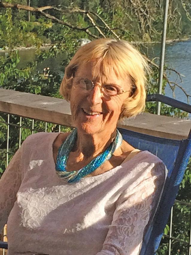 Charlotte Clark  June 25,1924 - December 30, 2019