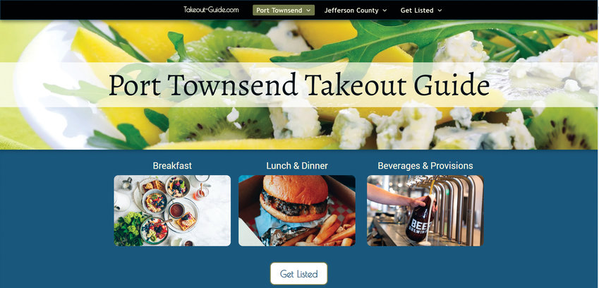 Check out which meals, beverages and provisions are available for takeout or delivery at takeout-guide.com.