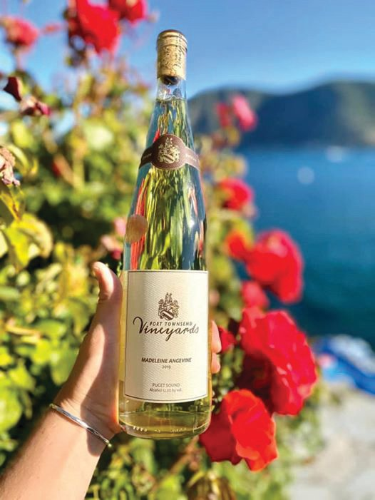 Port Townsend Vineyards recently announced the release of its 2019 Estate Madeleine Angevine, double gold winner at the Seattle Wine Awards.