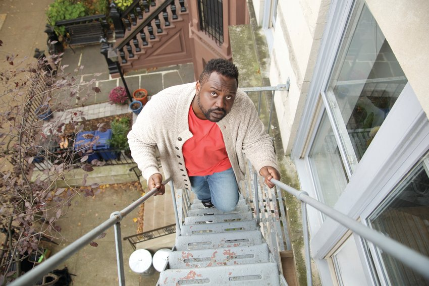 Brian Tyree Henry, in his first on-screen leading role, is a reclusive man desperate to get back insdie after being locked out of his Brooklyn apartment.