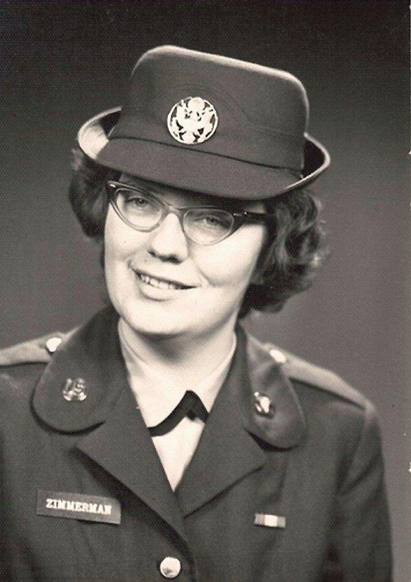 Evelyn Marie Zimmerman