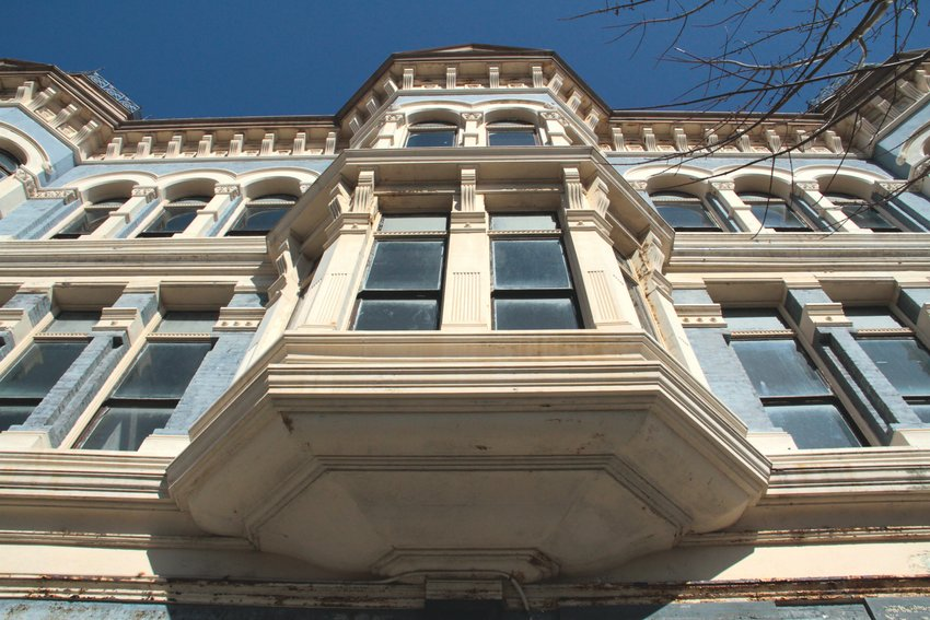 The Hastings Building in downtown Port Townsend.