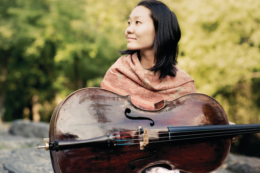 Olympic Music Festival's May concert series will include cellist Alice Yoo.