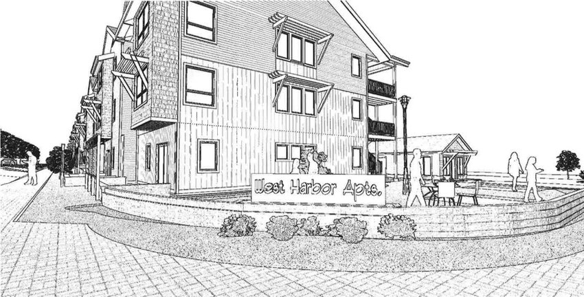 The Port Townsend Design Review Subcommittee met recently to discuss plans to construct a 36-unit multi-family housing complex on Rainier Street.
