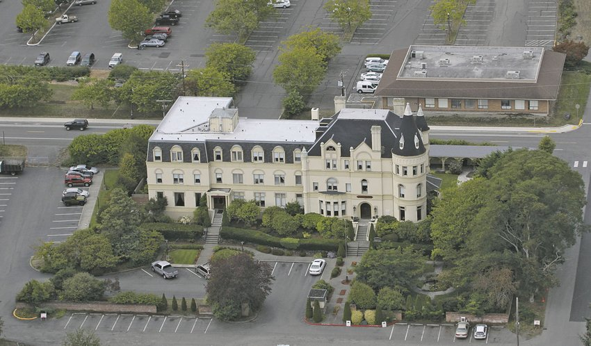 Jefferson County Commissioner Greg Brotherton is floating the idea of a county purchase of the iconic Manresa Castle and having it converted into government workforce housing.