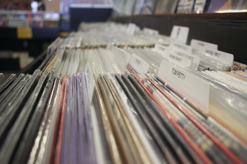 Like the inventory at Quimper Sound, this year's Port Townsend Record Show will feature a wide variety of musical artists and genres.