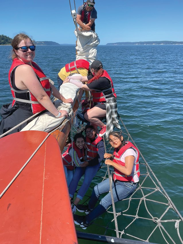 More than 30,000 kids have boarded the Adventuress schooner in the past three decades.