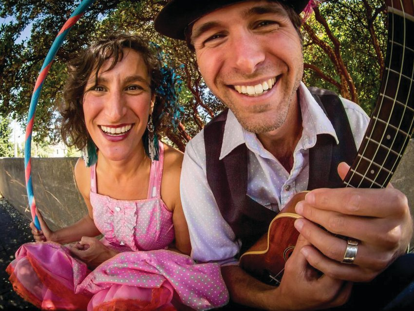 """Keith Monta Apgar and his partner Nala Walla will perform for their first amplified show since the pandemic hit on Saturday, Oct. 23. The all-ages show will celebrate the release of Harmonica Pocket's latest album, """"Sing Your Song."""""""