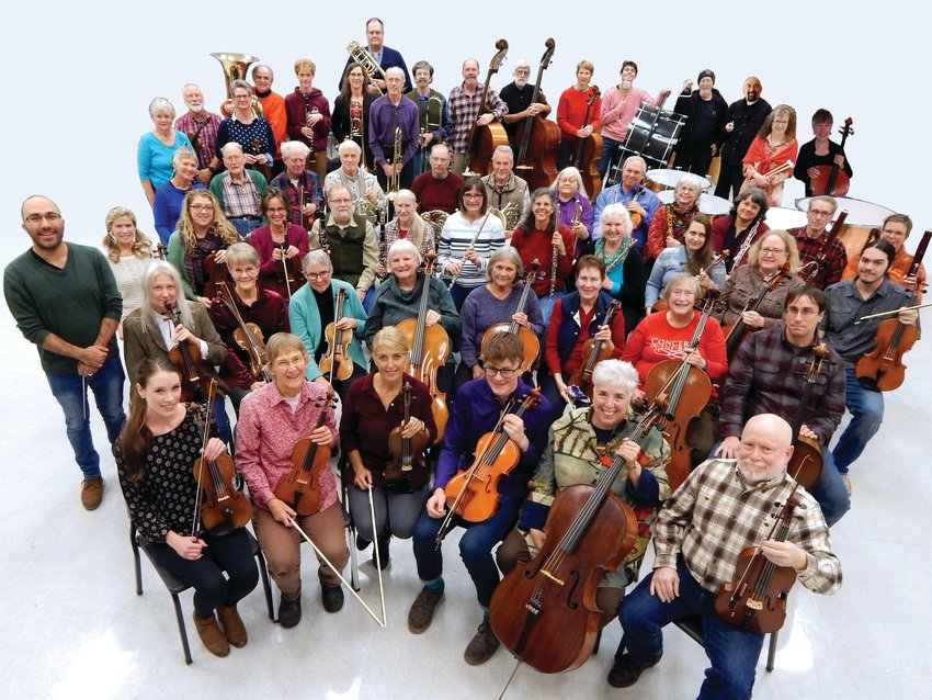 The Port Townsend Symphony Orchestra was founded in 1987, and has evolved over time to give local musicians of all ages and skill levels the opportunity to play together under the leadership of Tigran Arakelyan.