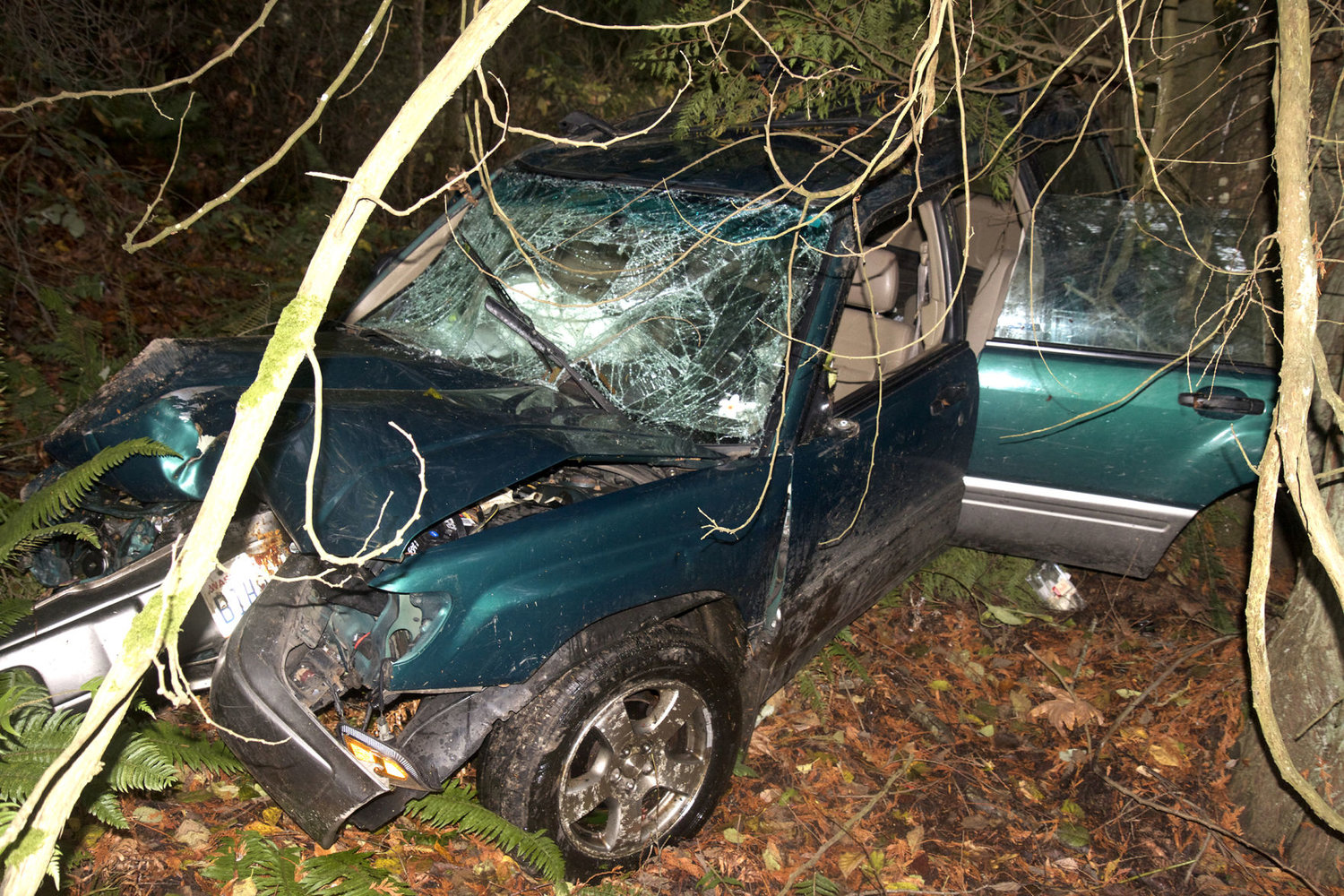 Port Hadlock Woman Flown To Harborview After Rollover Port