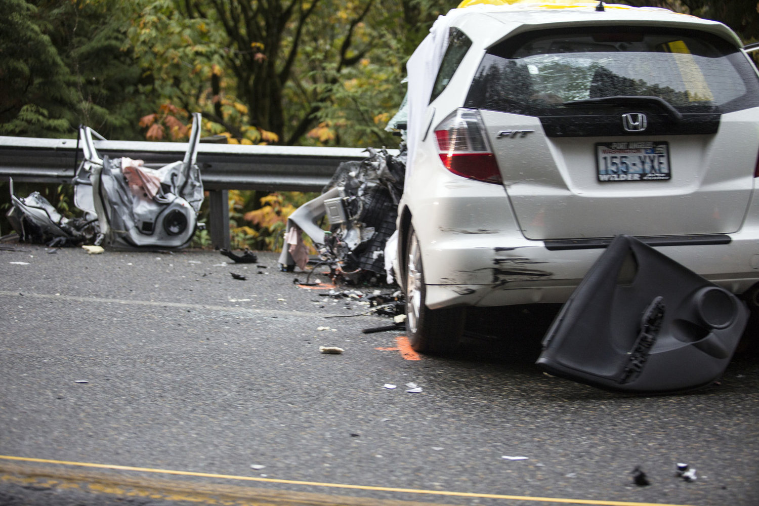 PT Woman dies in second fatal crash in county   Port Townsend Leader