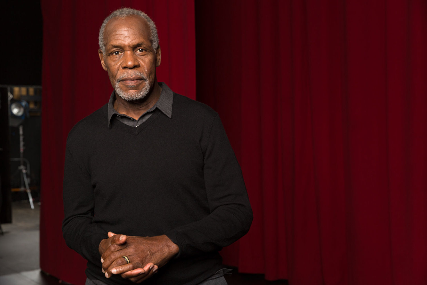 Danny Glover, actor with nearly 200 credits and traveling activist and speaker, will guest the Port Townsend Film Festival this year. Courtesy photo