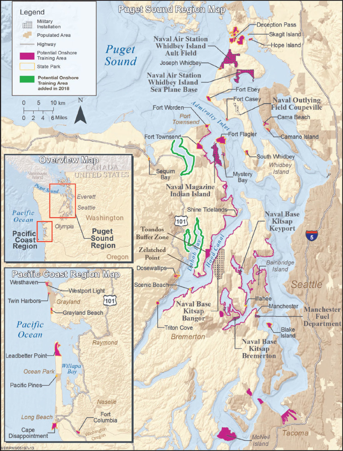 Navy Training More Time Needed For Public Comment Port Townsend - Us-navy-map