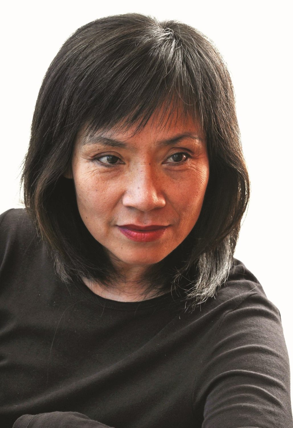 Anchee Min is the author of 'The Cooked Seed' and 'Red Azalea.
