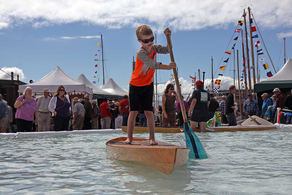 The 41st Wooden Boat Festival features boats, bands, presentations and plenty of activities for mariners of all ages and skill levels. Leader file photo