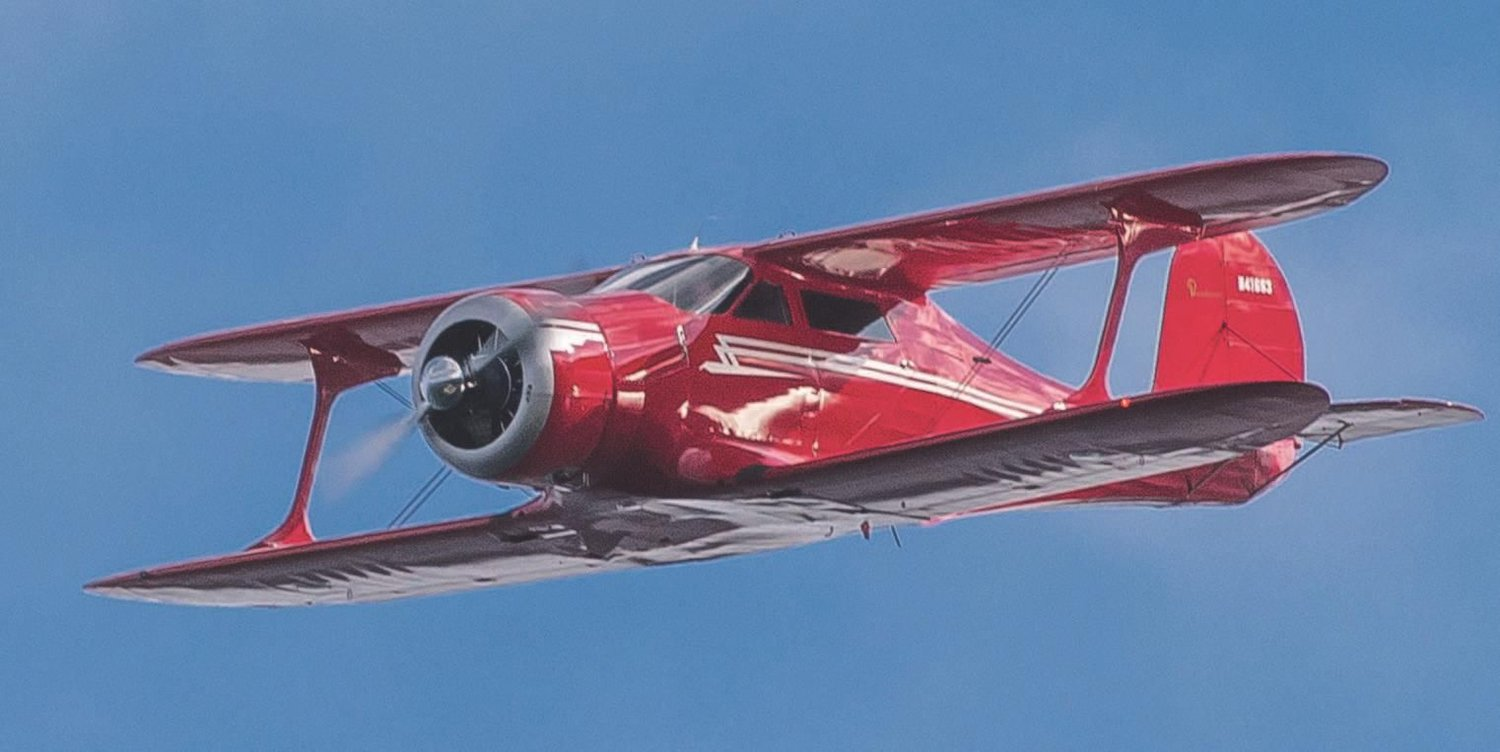 Vintage aircraft ditches in bay | Port Townsend Leader