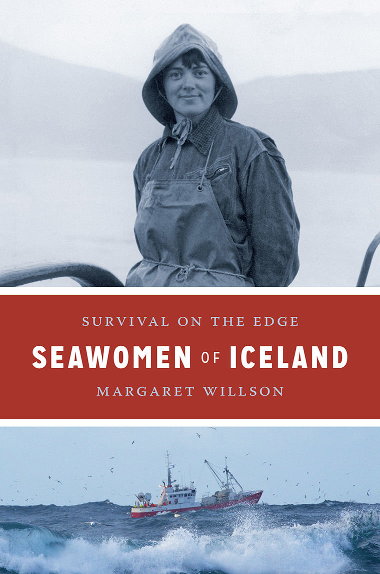 "Margaret Willson, professor of anthropology and Canadian studies at the University of Washington, reads from her new book, ""Seawomen of Iceland,"" at 7 p.m., Thursday, Oct. 13 at Writers' Workshoppe and Imprint Books."