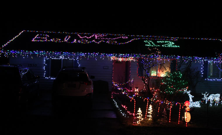 Seahawks Christmas Lights.Holiday Light Maps By Popular Demand Port Townsend Leader
