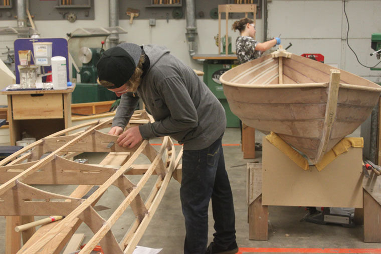 Craftspeople Show Off At The Woodworkers Show Port