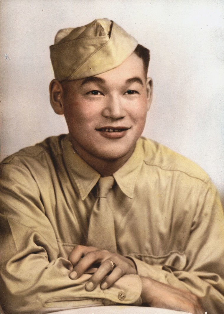 Direct from France, history about Japanese-American soldiers