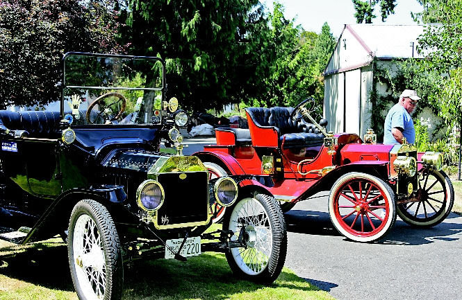 100-year-old Model T won't even be oldest at Kiwanis Classic Car